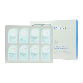 Laneige White Plus Renew Capsule Sleeping Pack (16Pcs)