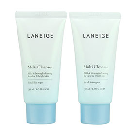 แพ็คคู่ Laneige Multi Cleanser 30ml