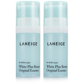 แพ็คคู่ Laneige White Plus Renew Original Essence (10ml x 2)