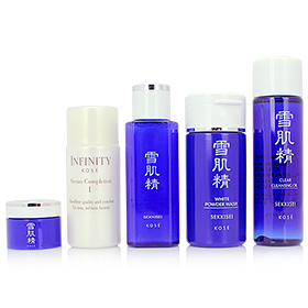 Kose Sekkisei & Infinity Set 5 Items