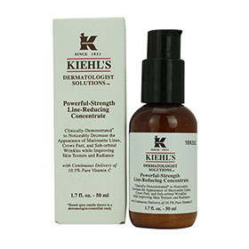 Kiehl's Dermatologist Solutions Powerful Strength Line-Reducing Concentrate 50ml