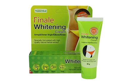 NanoMed Finale Whitening Cream 30g