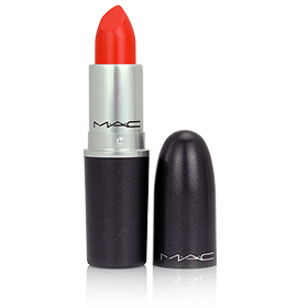 MAC  Amplified Creme Lipstick #Neon Orange
