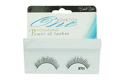 Bohktoh Eyelashes Handmade #BT01