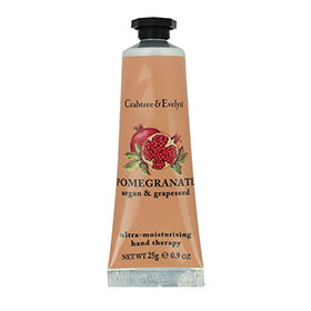 Crabtree&Evelyn Pomegranate Argan&Grapeseed Ultra-Moisturising Hand Therapy 25g