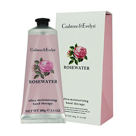 Crabtree&Evelyn Rosewater Ultra-Moisturising Hand Therapy 100g