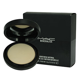 MAC Mineralize Skinfinish Natural 10g #Light