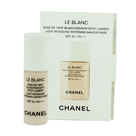 Chanel LE Blanc Light Revealing Whitening Makeup Base SPF35/PA+++ 2.5ml #10Rosee