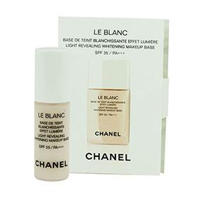 Chanel LE Blanc Light Revealing Whitening Makeup Base SPF35/PA+++ 2.5ml #10Rosee