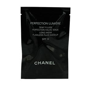 Chanel Perfection Lumiere Long-Wear Flawless Fluid Makeup SPF10 2.5ml #20 Beige