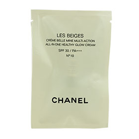 Chanel Les Beiges All-in-One Healthy Glow Cream SPF30/Pa+++ N10 2.5ml
