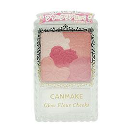 Canmake Glow Fleur Cheeks #4 Strawberry Fleur