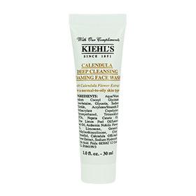 Kiehl's Calendula Deep Cleansing Foaming Face Wash 30ml