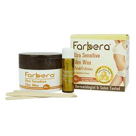 Farbera Xtra Sensitive Film Wax (For Sensitive Areas) 100g
