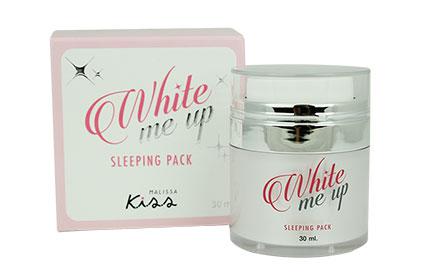 Malissa Kiss White Me Up Sleeping Pack 30g