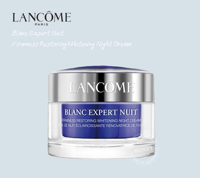 �ล�าร���หารู��า�สำหรั� Lancome Blanc Expert Nuit Restoring Whitening Night Cream 15ml