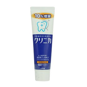 Lion Clinica Fluoride Toothpaste Mild Mint 143g