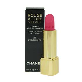 Chanel Rouge Allure Velvet Luminous Matte Lip Colour #37 L'EXUBERANTE