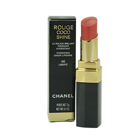 Chanel Rouge Coco Shine Hydrating Sheer Lipshine #46 LIBERTE