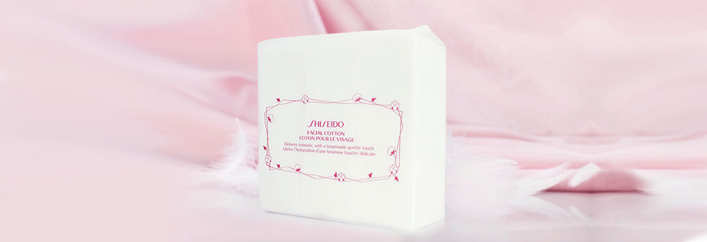 Shiseido Facial Cotton (165 Sheets)