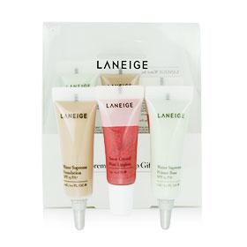 Laneige Water Supreme Make Up Gift Set 3 (3 Items)