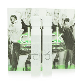 แพ็คคู่ Calvin Klein One EDT (1.2ml x2)