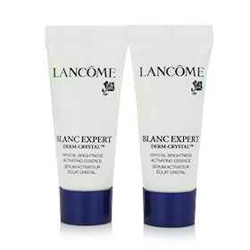 แพ็คคู่ Lancome Blanc Expert Derm-Crystal Crystal Brightness Activating Essence (5ml x2)