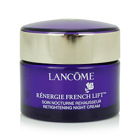 Lancome Renergie French Lift Soin Nocturne Rehausseur Retightening Night Cream 15ml (no box)