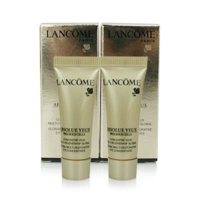แพ็คคู่ Lancome Absolue Yeux Premium Cells Eye Concentrate Serum (3ml x2)