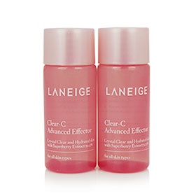 แพ็คคู่ Laneige Clear-C Advanced Effector (15mlx2)