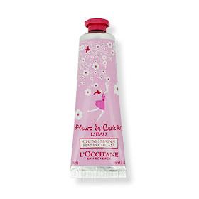 L'Occitane Fleurs De Cerisier Hand Cream 30ml