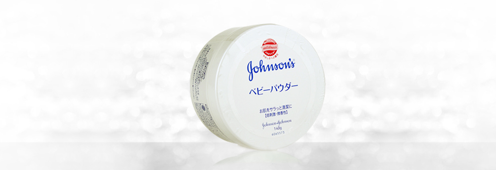 Johnsons Baby Powder 140g