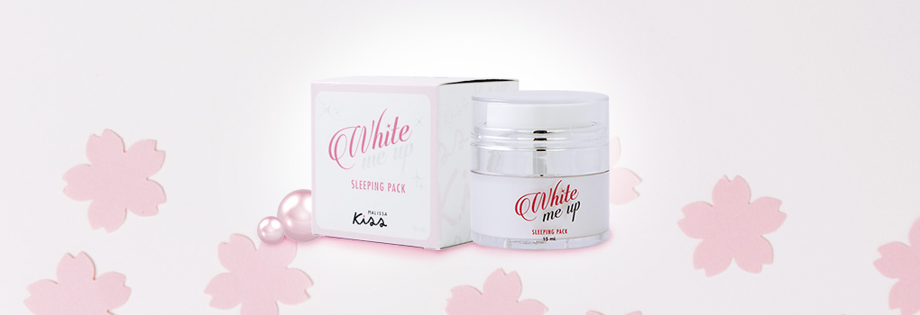 Malissa Kiss White Me Up Sleeping Pack 15ml