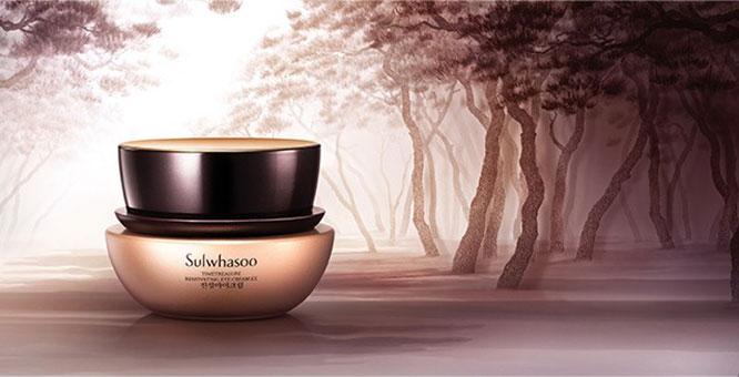 ผลการค้นหารูปภาพสำหรับ Sulwhasoo Harmonizen Regenerating Cream EX 8ml.