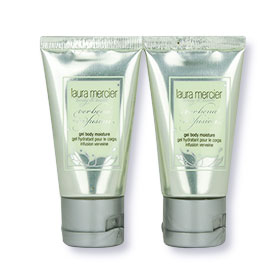 แพ็คคู่ Laura Mercier Verbena Infusion Gel Body Moisture (30ml x 2)