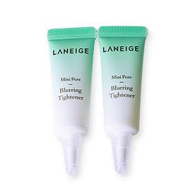 แพ็คคู่ Laneige Mini Pore Blurring Tightener (5ml x 2)