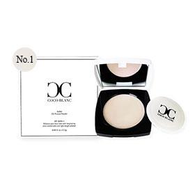 Coco Blanc Aura CC Pressed Powder SPF30/PA++ #1