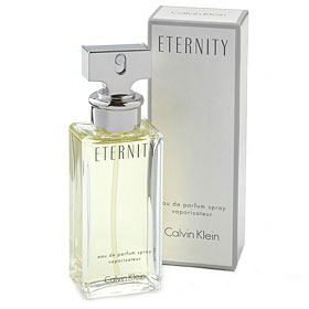Calvin Klein Eternity For Women 100ml