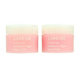 แพ็คคู่ Laneige Multiberry Yogurt Repair Pack (20mlx2)