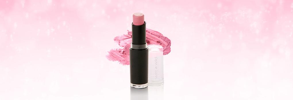 Wet n Wild Lipstick #901B Think Pink
