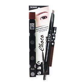 Malissa Kiss Super Shape Ultra HD Brow Pencil #01 Choco
