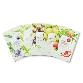 The Saem Antioxidant Mask Sheet 5 Pcs Set