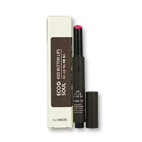 The Saem Eco Soul Kiss Button Lip #05 Sweet Candy