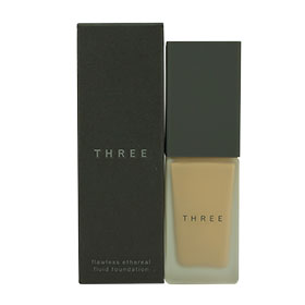 THREE Flawless Ethereal Fluid Foundation 30ml #202