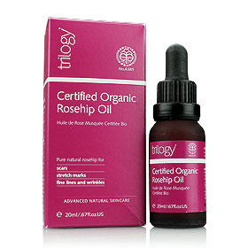 Trilogy Organic Rosehip Oil 20ml