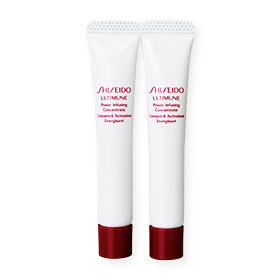แพ็คคู่ Shiseido Ultimune Power Infusing Concentrate (5ml x2)