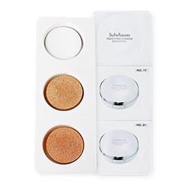 Set Sulwhasoo Perfecting Cushion Brightening SPF50+/PA+++ 2gx2 (No.17 No.21)