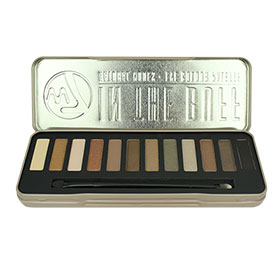 W7 IN The Buff Natural Nudes Eye Colour Palette #Buff