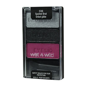Wet n Wild  Color Icon Eye Shadow Trio 3.5g #336 Spoiled Brat