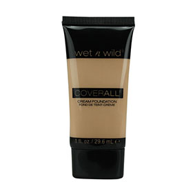 Wet n Wild Coverall Cream Foundation #E819 Medium 29.6ml